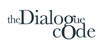The Dialogue Code Logo